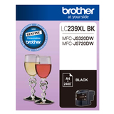 Brother Ink Cartridge LC239XLBK - Super High Yield (Black)