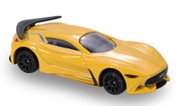 Majorette: Vision Gran Turismo Diecast Car (Yellow)