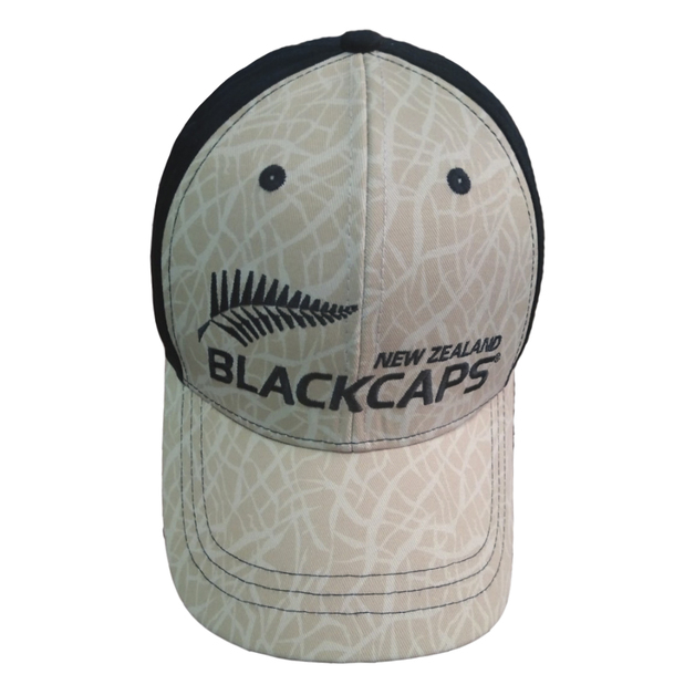 Blackcaps Curved Peak Cap