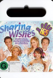 Hi-5 - Sharing Wishes on DVD image