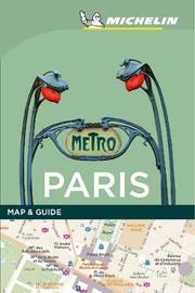 Michelin Paris Map & Guide by Michelin
