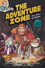 The Adventure Zone by Carey Pietsch