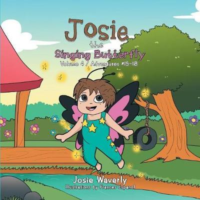 Josie the Singing Butterfly by Josie Waverly image
