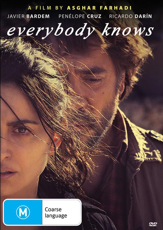 Everybody Knows (todos Lo Saben) on DVD