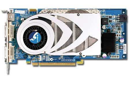 Albatron Video Card 7800GTX 256MB DDR3 image