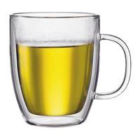 Bodum: Bistro Double Wall Jumbo Mug (0.45L) - 2 Piece
