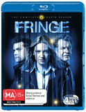 Fringe - The Complete Fourth Season on Blu-ray