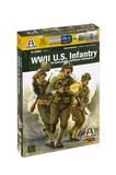 Italeri 1:56 WW2 US Infantry (Warlord Games)