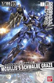 1/100: Schwalbe Graze (McGillis Ver.) - Model Kit