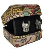 Marvel: Thor Head - 3-D Cufflinks