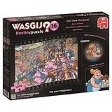 Wasgij Destiny 16 1000pce - Old Time Rockers