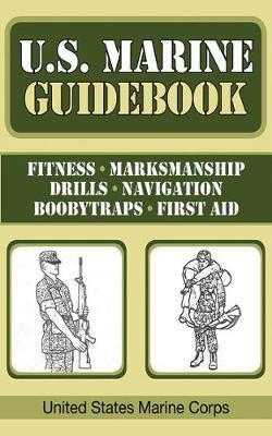 U.S. Marine Guidebook by United States Marine Corps image