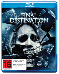 Final Destination 4 - 2D/3D on Blu-ray, 3D Blu-ray image
