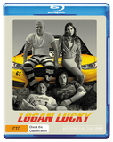 Logan Lucky on Blu-ray