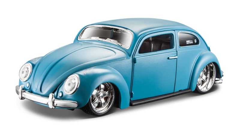 Maisto Design: 1:25 Diecast Vehicle - Volkswagen Beetle image