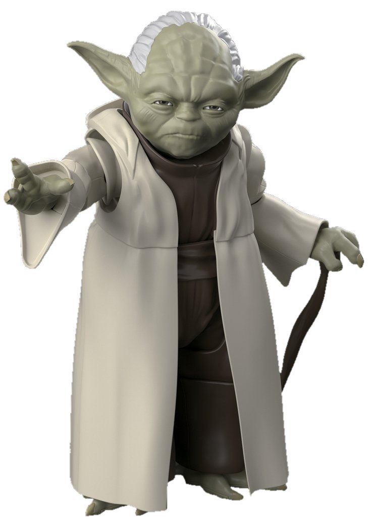 Star Wars 1/6 Yoda - Scale Model Kit image