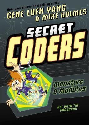 Secret Coders by Gene Luen Yang image