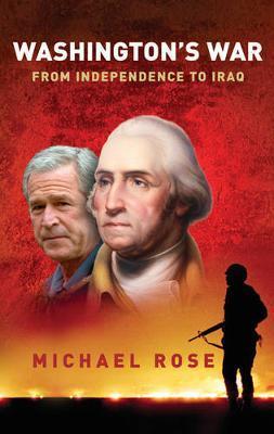 Washington's War by Michael Rose image