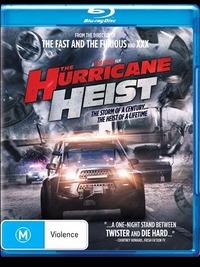 Hurricane Heist on Blu-ray