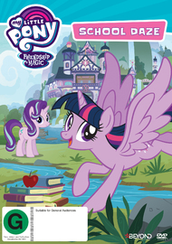 My Little Pony: Friendship is Magic: School Daze on DVD