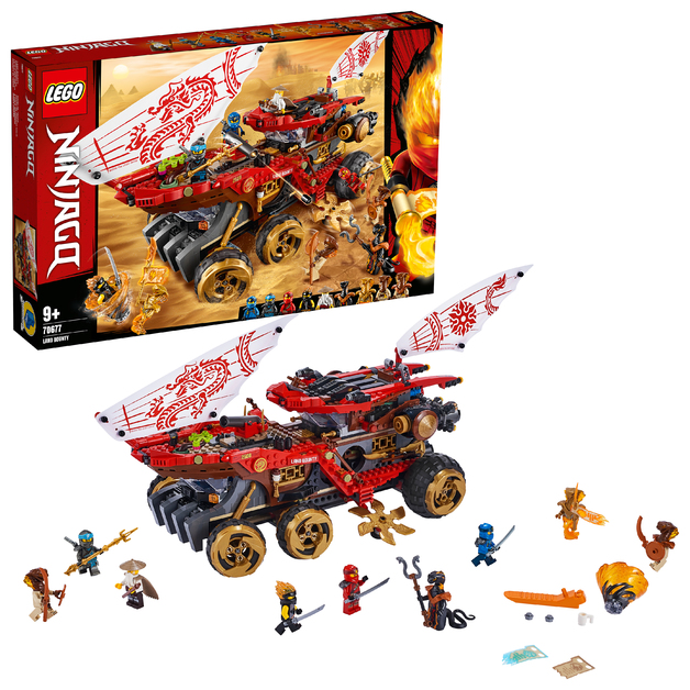 LEGO Ninjago: Land Bounty - (70677)