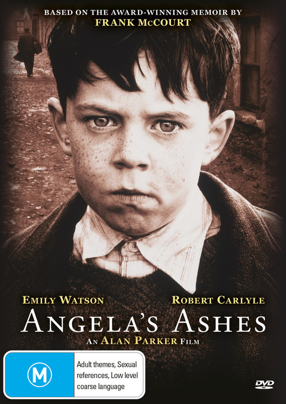 Angela's Ashes on DVD