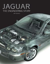 Jaguar: The Engineering Story by Jeff Daniels image