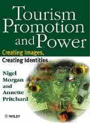 Tourism Promotion and Power by Nigel Morgan image