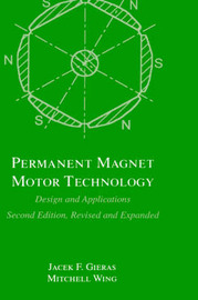 Permanent Magnet Motor Technology: Design and Applications image