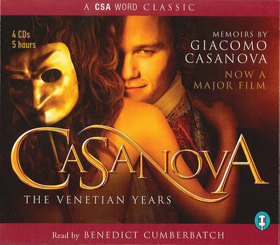 Casanova: The Venetian Years by Giacomo Casanova