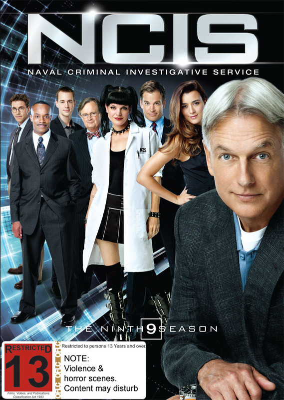 NCIS - The Ninth Season on DVD
