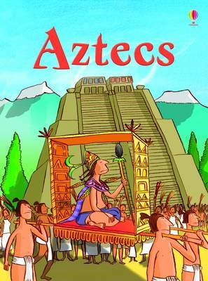 Aztecs by Catriona Clarke image