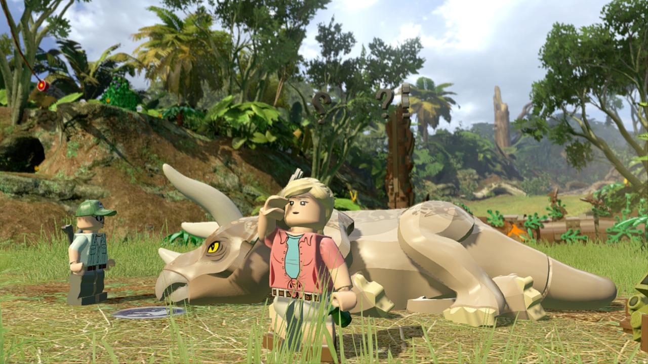 LEGO Jurassic World for Xbox One image