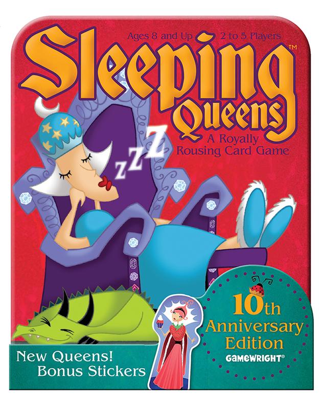 Sleeping Queens - Anniversary Edition