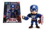 Jada Metals: Captain America - Die-Cast Figure