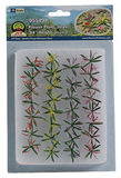 JTT: O Scale Scenic Flower Plants - 30 Pack
