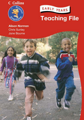 Early Years Teaching File by Alison Norman image