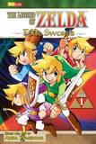 The Legend of Zelda, Vol. 6: Four Swords - Part 1 by Akira Himekawa