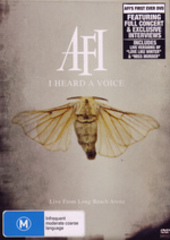 AFI - I Heard A Voice: Live From Long Beach Arena on DVD