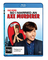 So I Married An Axe Murderer on Blu-ray