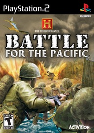 History Channel: Battle for the Pacific for PlayStation 2 image
