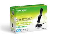 TP-Link: AC1900 High Gain - Wireless Dual Band USB Adapter