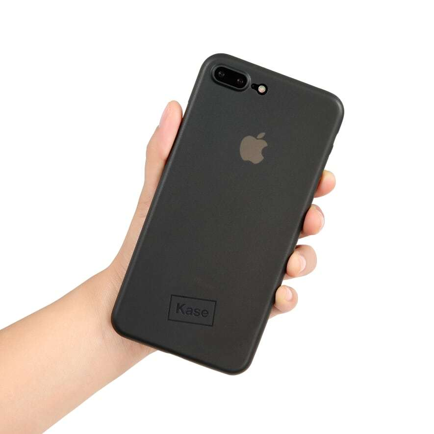 Kase Go Original iPhone 8 Plus Slim Case - Black Sheep image