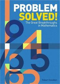 Problem Solved! by Robert Snedden