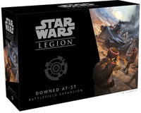 Star Wars Legion: Downed AT-ST Battlefield Expansion