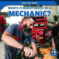 What's It Really Like to Be a Mechanic? by Christine Honders image
