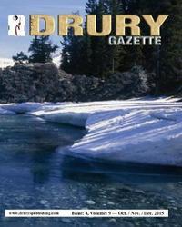 The Drury Gazette Issue 4 Volume 9 by Drury Gazette