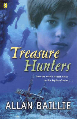 Treasure Hunters by Allan Baillie image