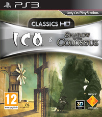 ICO and Shadow of the Colossus Collection for PS3