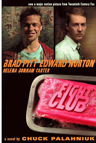 The Fight Club by Chuck Palahniuk